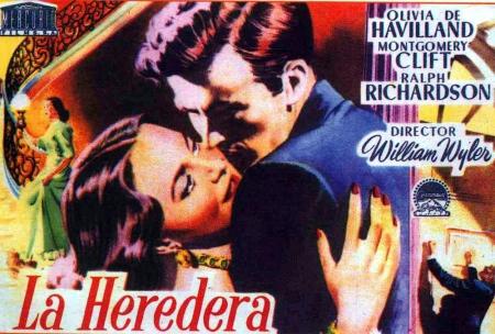 the heiress la heredera poster