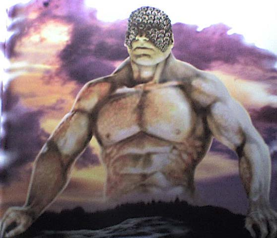 Argos Panoptes gigante 100 ojos