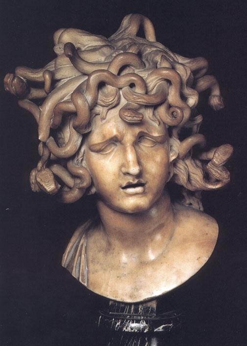 Busto Medusa Gian Lorenzo Bernini