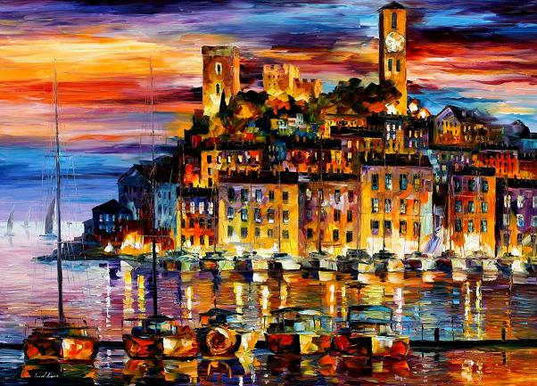 Leonid afremov cannes france