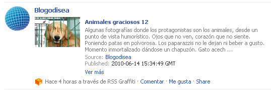 actualizar facebook feed blog 5