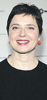 isabella rossellini 2005
