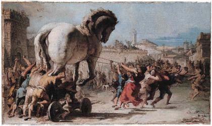 caballo troya odisea ulises