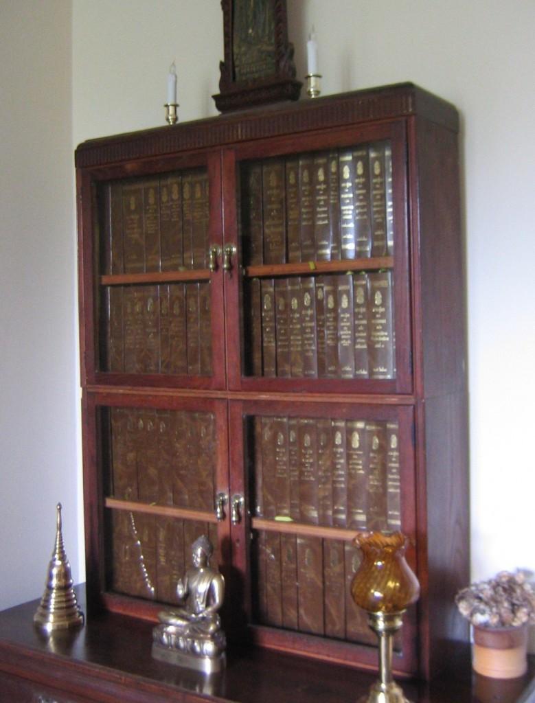 canon de Pali Tipitaka-libros-buda-pali-budistas