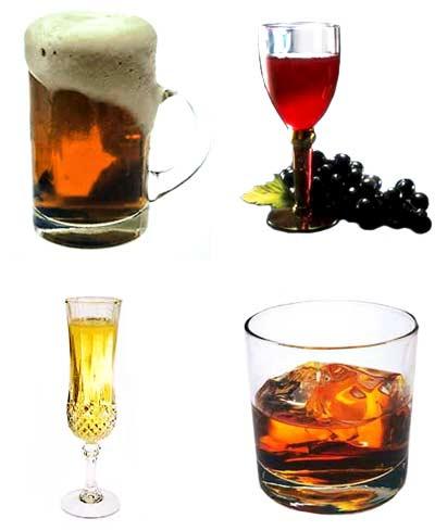 Los centros médicos del alcoholismo