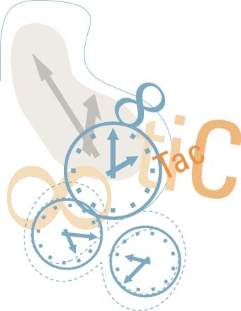 fisica tiempo reloj registro