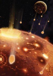 formacion-agua-tierra-meteoritos
