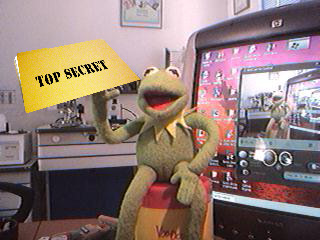 gustavo kermit top secret