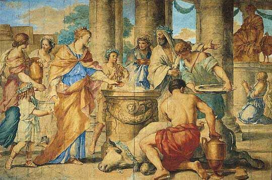 juno hera mitologia griega