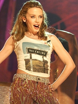 kylie minogue antes 2001