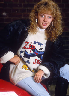 kylie minogue antes despues 1987