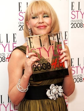 kylie minogue antes despues 2008