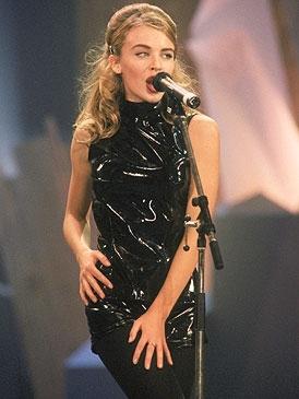 kylie minogue joven 1990