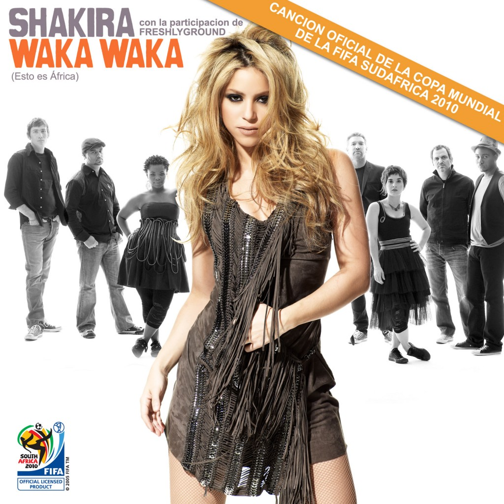 shakira freshlyground-waka_waka_esto es africa this time