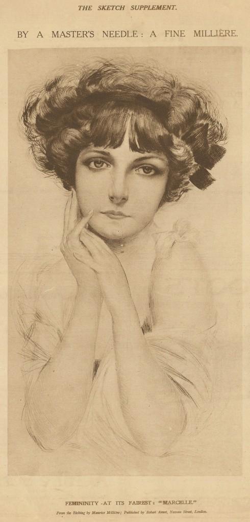 sketch supplement 1912 15