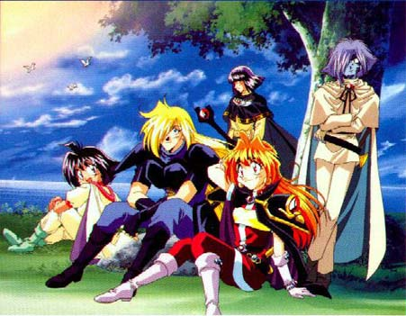 slayers try grupo