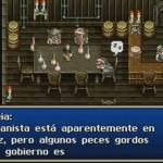 Tales of Phantasia - La escena del barco
