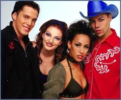 vengaboys grupo dance 90