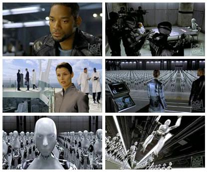 yo robot pelicula