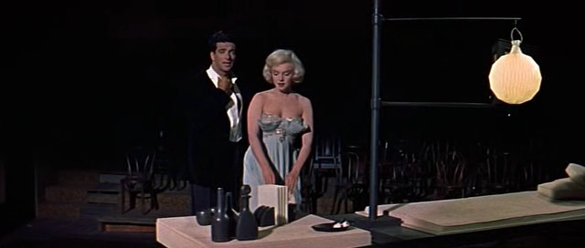 Let's make love Marilyn Monroe Yves Montand