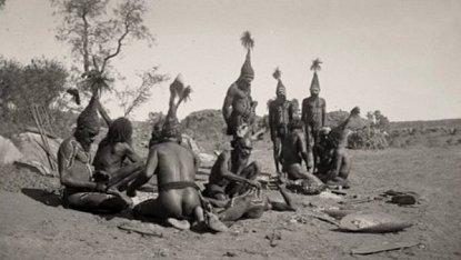 arrernte_ceremonia aborigenes etnia australiana