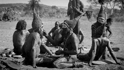 arrernte_ceremonia tribu indigena