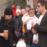 Angelina Jolie y Brad Pitt quieren apadrinar más niños