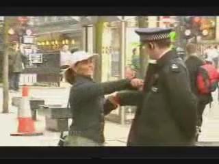 broma policia camara oculta vacilon