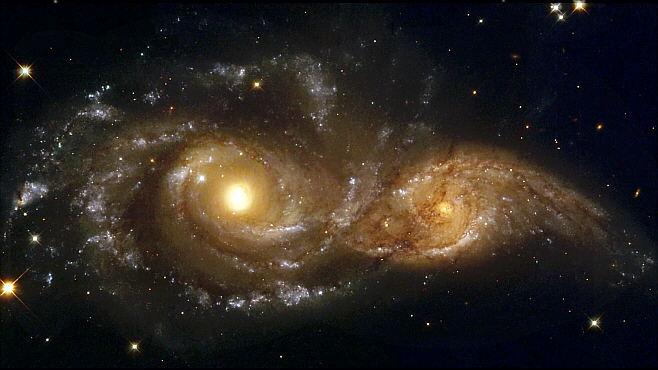 choque-galaxias-agujeros-negros-black-hole