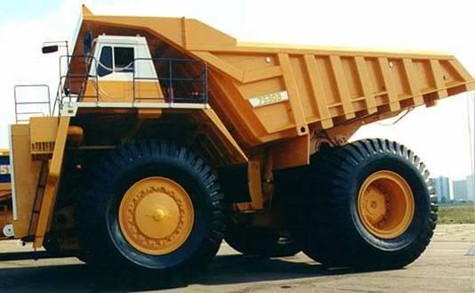 dumper camiones minas grandes gigantes mundo