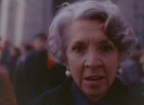franquista 1979 loca franco mujer