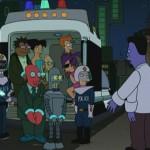 """Momentos Futurama: """"Comer y no pagar ¿eh?"""""""