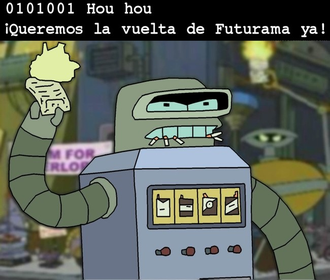 futurama chain smoker fumadora