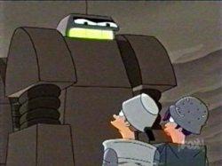 futurama robots