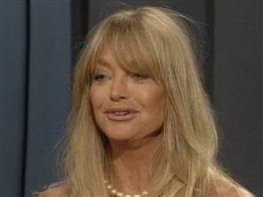goldie hawn guapa