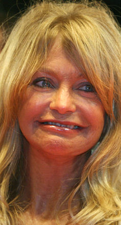 goldie hawn mayor