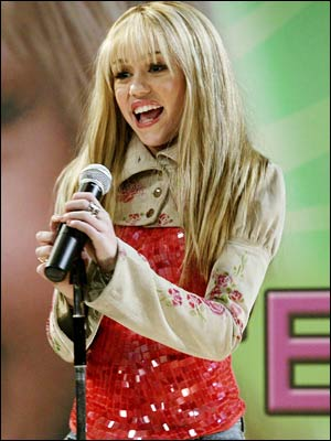 hannah montana rock star estrella cancion
