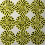 Ilusiónes ópticas: Círculos y espirales caprichosas 2