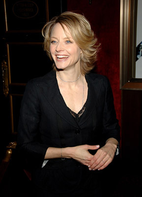 "Jodie Foster ""Inside Man"" New York City Premiere 2006"