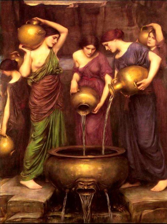 las-danaides mitologia