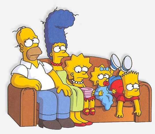 los-simpson-familia-serie