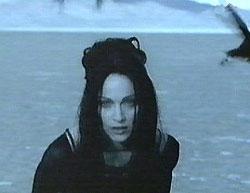 madonna frozen negro