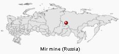 mapa mirni mirny mirna mina rusia