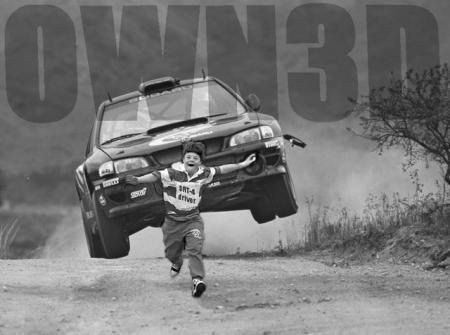 owned coche piloto