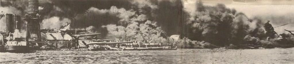 pearl harbor arizona west virginia 1941
