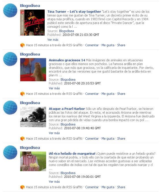 rss enclosures video mp4 mp3 fan facebook