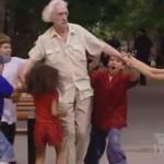 secuestro abuelo broma