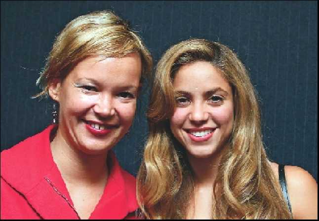 shakira-leire-pajin-global-clinton