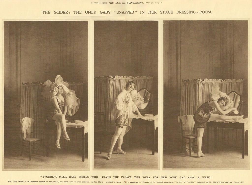 sketch supplement 1912 20