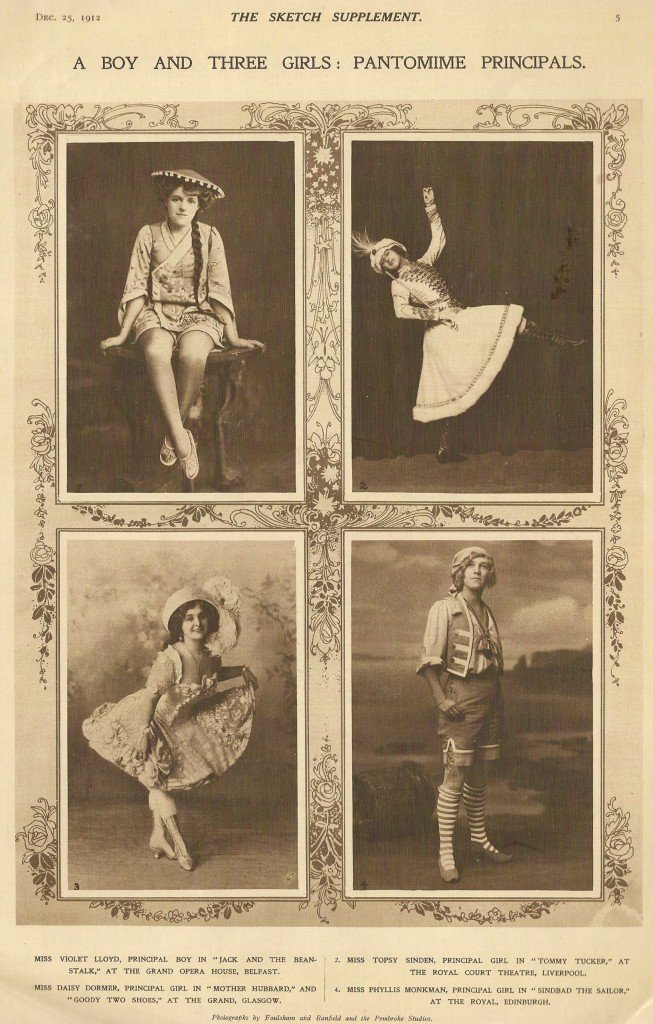 sketch supplement 1912 21